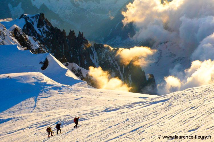 massif mont blanc ascension mt blanc